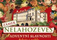 Adventní slavnosti na zámku Nelahozeves