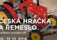 České hračky a řemeslo