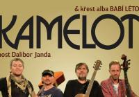 Kamelot & křest alba Babí léto