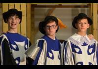 Dětské divadelní studio - Tři mušketýři