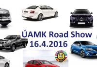 ÚAMK Road Show