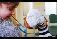 Dětské odpoledne s Loutkami v nemocnici