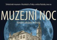 Národní zahájení Festivalu muzejních nocí