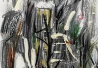 Výstava Kořeny, 1. část kořeny, návrat, Václav Houdek