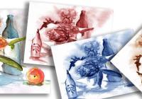 Barvohraní – s akvarelovou minisérií od 8. 9. 2016