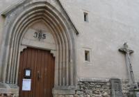 Kostel Nanebevzetí Panny Marie, Slavonice