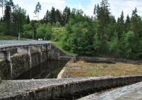 Vodní nádrž Hradiště
