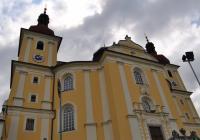 Poutní kostel Panny Marie Těšitelky, Dobrá Voda