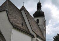 Kostel svatého Jiljí, Rychnov u Nových Hradů