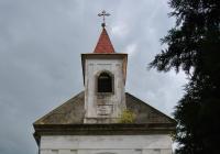Hřbitovní kaple svatého Kříže, Český Rudolec