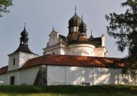 Kostel Nejsvětější Trojice, Trhové Sviny