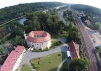 Zámek v Roztokách u Prahy, Roztoky