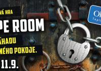 Olympia Teplice / Escape room