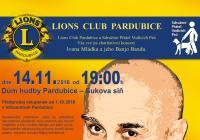 Charitativní večer a koncert: Ivan Mládek a Banjo Band