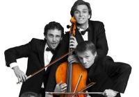 Benefiční koncert Prague Cello Quartet