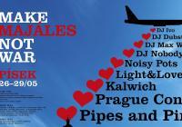 Písecký Majáles - Make Majáles not war