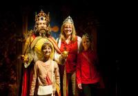Rodinný středověký víkend v muzeu Grévin
