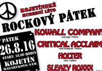 Kojetínské hudební léto - Rockový pátek
