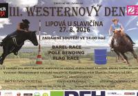 westernový den Lipová u Slavičína