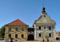 Radnice Borovany