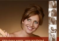 Královna harfy Jana Boušková představí své žáky z Královské konzervatoře v Bruselu