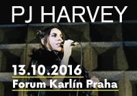 PJ Harvey v Praze