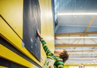 Zábavné testování sportovního talentu dětí SportAnalytik