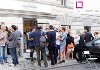 Slavnostní otevření Café Nová galerie