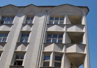 Kubistický dům v Neklanově ulici, Praha 2