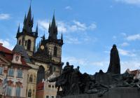 Pomník mistra Jana Husa, Praha 1