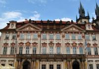 Kinsky Palace (The National Gallery in Prague)