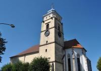 Kostel svatého Bartoloměje v Kunžaku