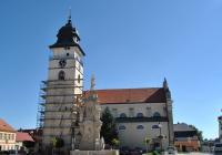 Kostel sv. Jana Křtitele, Počátky