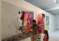 Moderní umění vystavují  již po 69. v Poličce