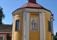 Kaple sv. Anny, Počátky