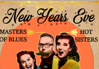 Masters of blues – new years party