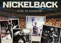 Nickelback v Praze