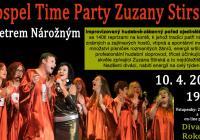 Gospel time party Zuzany Stirské