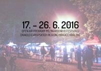 Open Air Program Hradec Králové