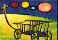 Speciální kurz malby akrylovými barvami na plátno s Mildou No. 3