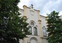 Karlínská synagoga, Praha 8