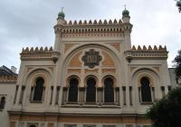Španělská synagoga, Praha 1