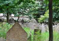 Starý židovský hřbitov, Praha 1