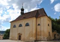 Kostel sv. Kosmy a Damiána v Emauzích, Praha 2