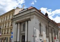 Kostel sv. Kříže, Praha 1