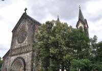 Kostel svatého Cyrila a Metoděje, Praha 8