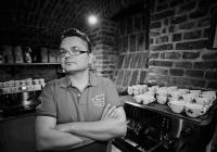 Seminář o kávě s baristou Michalem Křižkou