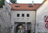 Novohradská brána, Třeboň