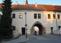 Budějovická brána, Třeboň