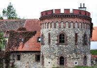 Stará katovna a městské opevnění, Třeboň